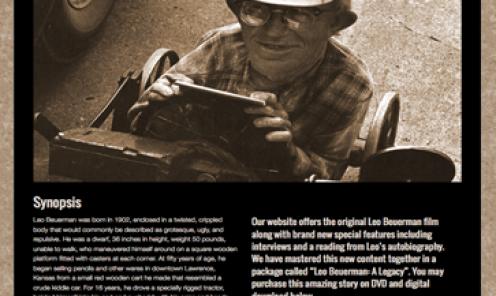 Leo Beuerman Website