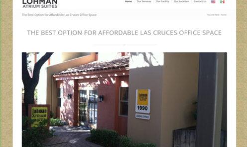 Lohman Atrium Suite Website